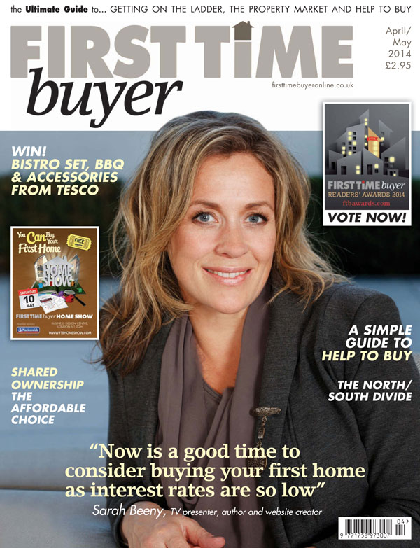 First Time Buyer Magazine issue Apr/May 2014